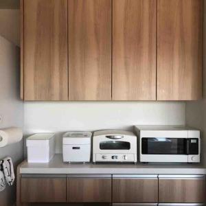 2年ぶりのキッチン戸棚
