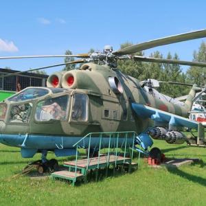 ロシアの航空博物館 (23)