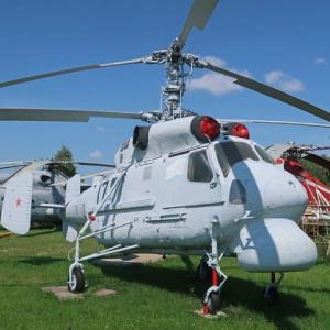 ロシアの航空博物館 (24)