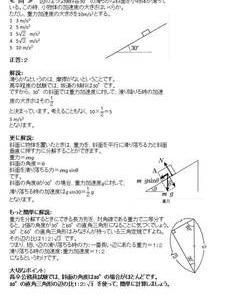 公務員試験対策:物理①