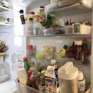 魔の冷蔵庫ドアポケット整理 before & after !使いやすさを考えて〇〇する。