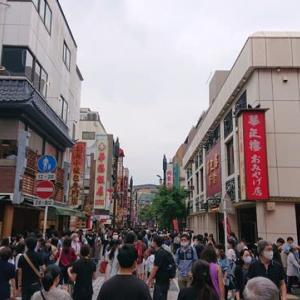 美食とカミサンポ:八高線列車の旅の予定が急遽、横浜元町中華街に!