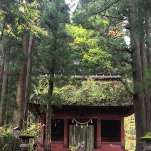 長野の戸隠奥社