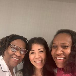 アメリカの従姉妹と叔母さんが日本に来ました