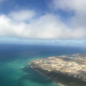 またハワイに来ました