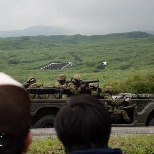 富士総合火力演習2019 前日予行 その11