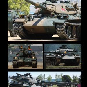 2020 駒門駐屯地 戦車体験搭乗 その2 〜戦車にはまだいかない〜(やっぱりひっぱるつもりだよ困ったもんだ)
