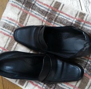 すごい靴が出てきた