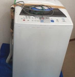 洗濯機が壊れた