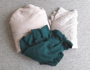 今年は服を100枚は捨てる