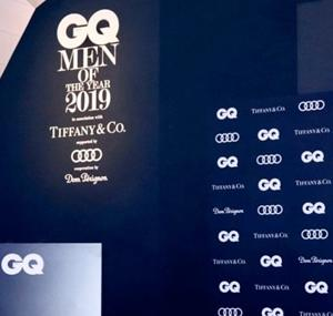 ㊗ GQ MEN OF THE YEAR 2019