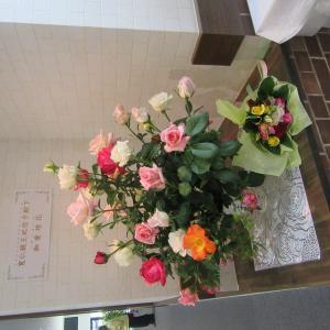 春の本部バラ展・横浜イングリッシュガーデン