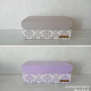 浅型マスクボックス/chimachimabox