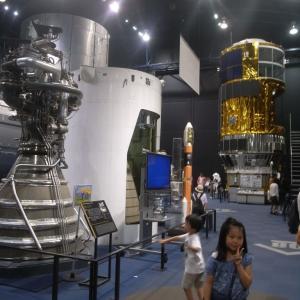 世界最大級の宇宙補給機「こうのとり」@JAXAつくば
