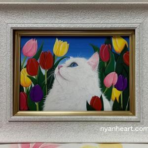 高円寺「猫の額」で2人展開催中!作品紹介3