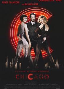 ミュージカル映画の最高峰、思わずリズムに乗ってしまう!シカゴ  ミュージカルの名作
