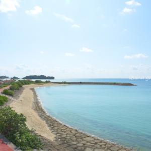 歴史散策の合間に「南浜公園」で癒された日【沖縄自炊旅行3日目】
