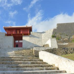 火災後の首里城を見学-新しい公開エリアを歩いてきました