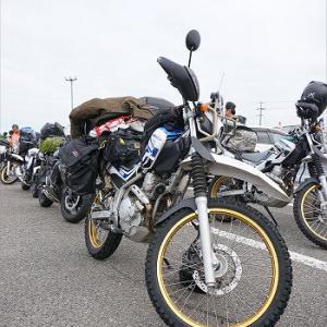 2019北海道ツーリング1日目