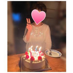 母の78歳の誕生日
