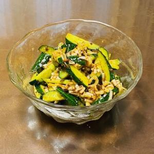 韓国料理のオイムチム