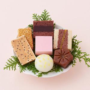 嘉祥菓子~今日は和菓子の日