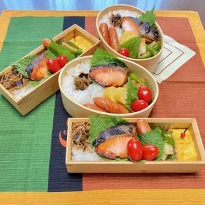 THE 和弁当~鮭弁