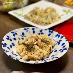 鶏めしのレシピ♪