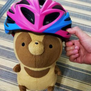 ヘルメットを新調しました