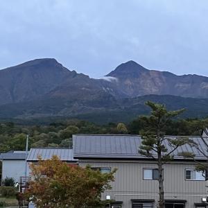 秋の磐梯山1819m(クラブ山行) 福島県