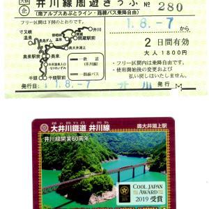 大井川鐡道井川線