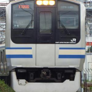 鎌倉車両センター出庫シリーズ