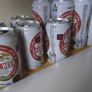 ビール党です。好きな飲み方編(笑)