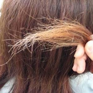 ヘナで髪が傷んだんですが…