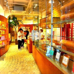 【沖縄スイーツ・お土産】異なる食感が味わえる!?沖縄初のバームクーヘン専門店に行ってきました!