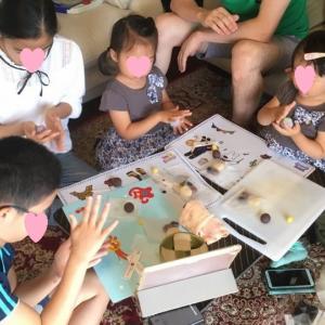 家でも美味しい和菓子が・・・オンライン和菓子教室