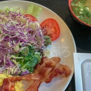 New Gardena Hotelの朝食はコスパ最強!