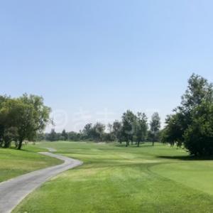 3回目のラウンド! Goose Creekでゴルフ!!