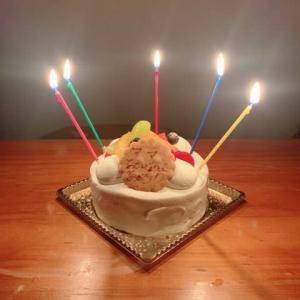 もう一回Happy Birthday‼️(笑)