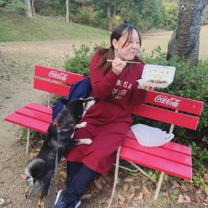 公渕森林公園での紅葉狩り