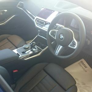 【試乗】新型3シリーズ(ガソリン&ディーゼルモデル):BMW(インテリア編)