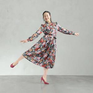 舞さんが社交ダンス