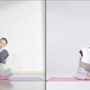 浅田姉妹とトレーニング