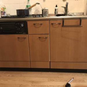 キッチンリメイクパネル