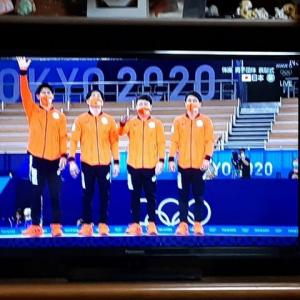 現在はオリンピック漬