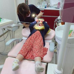 予防接種延期と歯科受診記録