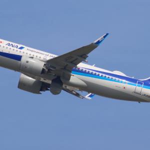 小松空港A320neoウィークが終了しました。