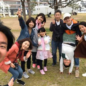 撮影講習会で家族写真のファミリーモデルやってみました!!