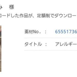 初めて売れた!!写真素材販売サイトで売れた写真はコチラ!!