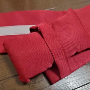 卒園・卒業式シーズンを前にマジックテープ式の袴下帯を使ってみた!